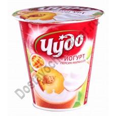 Йогурт ЧУДО Персик-Маракуйя 2,5% 290г