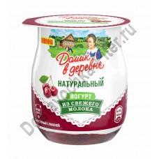 Йогурт Домик в деревне вишня 3% 150г