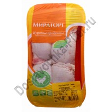 Бедро цыпленка охлажденное б/к Мироторг кг