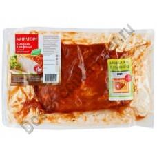 Карбонад свинина  в маринаде охлажденный Мираторг, кг