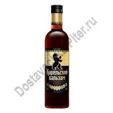 Бальзам Карельский 45% Петрозаводский ЛВЗ 0,5л