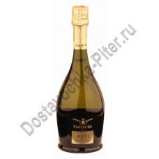 Вино игристое Ганча Асти белое сладкое 9% 0,75л