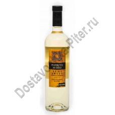 Вино Еспириту де Чили Совиньон Блан белое п/сладкое 12% 0,75л