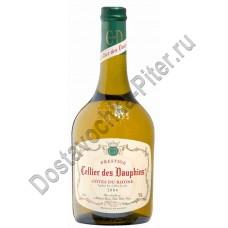 Вино Кот дю Рон Селье де Дофен Престиж бел/сух 12-13% 0,75л