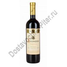 Вино Киндзмараули красное п/сл 12% 0,75л