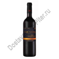 Вино Конде Отинано Резерва кр.сух. DOC 13% 0,75л