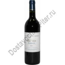 Вино Шато О Редон кр. сух. 13,5% 0,75л