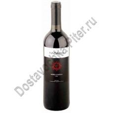 Вино Надария Неро д'Авола Терре Сичилиане ИГТ красное сухое 13,5% 0,75л