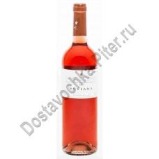 Вино Нувиано Росадо розовое сухое 13,5% 0,75л