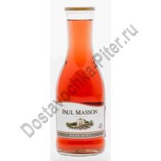 Вино Пол Массон розовое полусладкое 12% 1л