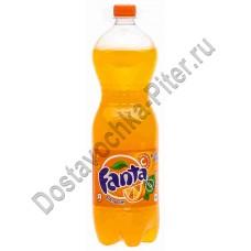 Напиток Фанта апельсин б/а газ 1,5л ПЭТ