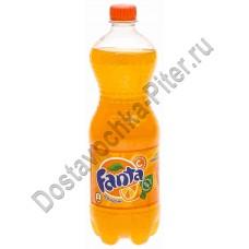 Напиток Фанта апельсин б/а газ 0,9л ПЭТ