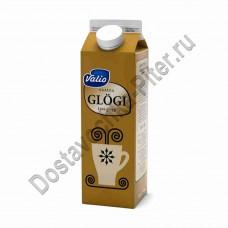 Напиток Глёг Валио белый с пряностями б/а с/содерж. 1л т/пак