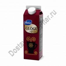Напиток Глёг Валио красный с пряностями б/а с/содерж. 1л т/пак