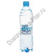 Вода Аква Минерале негаз 0,6л пэт