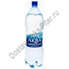 Вода Аква Минерале газ 2л пэт