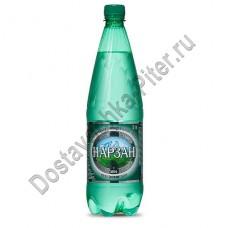 Вода минеральная Нарзан нат газ 1л пэт