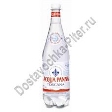 Вода минеральная Aсqua Panna н/газ природ стол 1л пэт