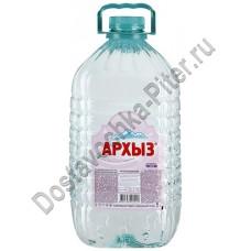 Вода Архыз негазиров. 5л