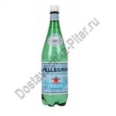 Вода минеральная San Pellegrino газ леч/стол природ 1л пэт