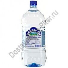 Вода Шишкин Лес питьевая негаз 1,75л