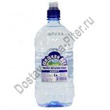 Вода Шишкин Лес питьевая Спорт 1л