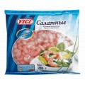 Креветки салатные Vici в/м очищенные 300г