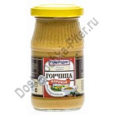 Горчица Главпродукт Ядреная ст/б 170г