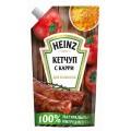 Кетчуп Heinz с карри для колбасок на гриле 350г