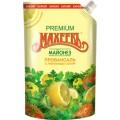 Майонез Махеевъ с лимонным соком 67% 400мл д/п
