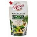 Майонез Mr.Ricco Organic оливковый 67% 400мл д/п