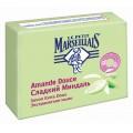 Мыло кусковое Le Petit Marseillais Сладкий миндаль 90г
