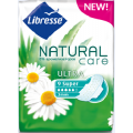 Прокладки Libresse Natural Care Ultra Super 9 шт