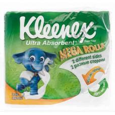 Бумажные полотенца KLEENEX MegaRoll 2сл 2рул