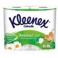 Туалетная бумага Kleenex ромашка 3сл 4рул