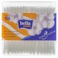 Палочки ватные Bella 100шт
