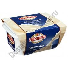 Сыр Президент плавленый Cливочный 400г