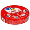 Сыр Виола Viola сливочный плавленый круглая пачка 140г