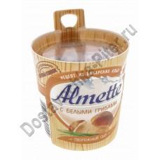 Сыр творожный Almette с белыми грибами 150г