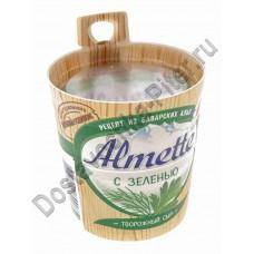 Сыр творожный Almette с зеленью 150г