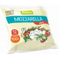Сыр Bonfesto Mozzarella мягкий 45% 12 шариков 100г