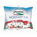 Сыр Pretto Mozzarella Чильеджина 50% 125г