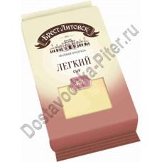 Сыр Брест-Литовский легкий кусок 35% 200г