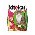 Корм KiteKat аппетитная телятинка сухой 350г