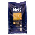 Корм Brit для взрослых собак средних пород 3кг