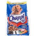 Корм Chappi для собак Говядина сухой 2,5 кг