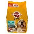 Корм Pedigree для взрослых собак всех пород Говядина 2,2кг
