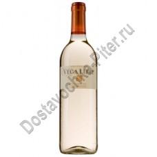 Вино Вега Либре белое сухое 11,5% 0,75л