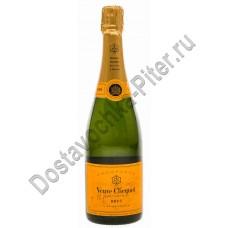 Шампанское Вдова Клико брют 12% 0,75л
