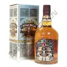 Виски Чивас Ригал 12 лет 40% 0,7л п/у